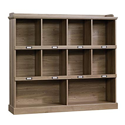Amazon.com: Sauder 414726 Barrister Lane Bookcase, L: 53.15
