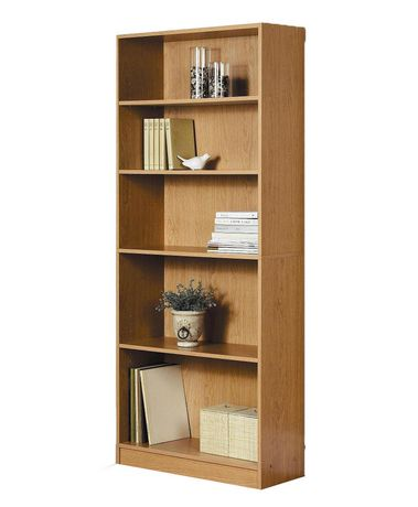 Mainstays 5 Shelf Bookcase | Walmart Canada