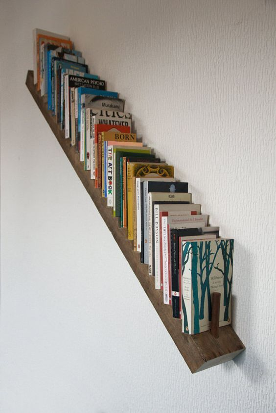 16 Stunning Staircase Bookshelves in 2019 | Try something different