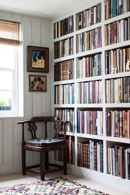 Bookcase ideas | Empty wall | Bookshelves, Home libraries, Bookcase