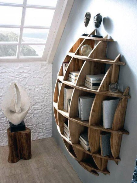 70 Bookcase Bookshelf Ideas - Unique Book Storage Designs