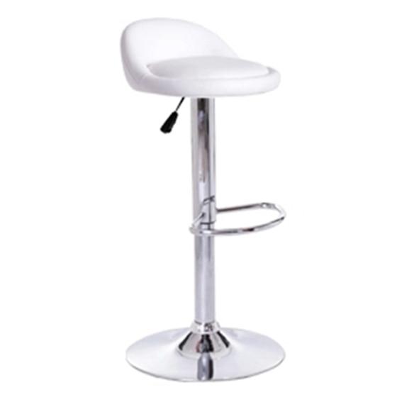 Bar stools adjustable height Leather Kitchen Breakfast Bar Stool
