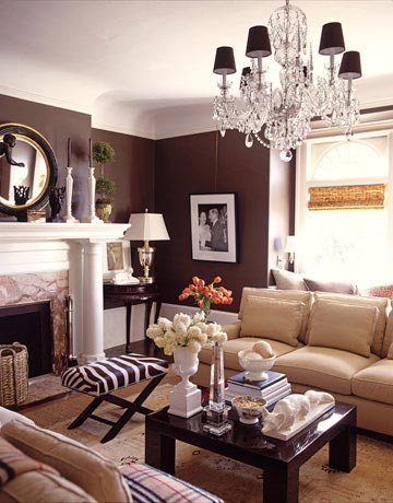 Modern Brown Living Room Ideas You Will   Love