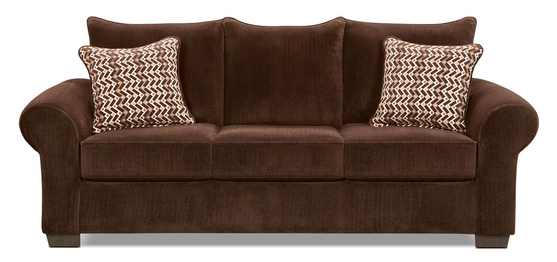 Oscar Sofa - Chocolate