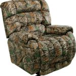 Camouflage Recliner Offers Challenging   New Style!