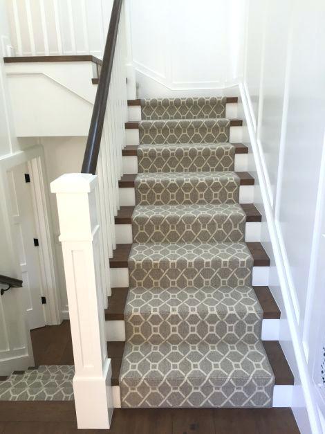 Herringbone Stair Runner Stair Carpeting Carpet Runner For Stairs
