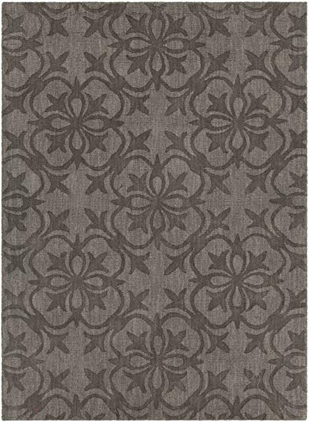 Amazon.com: Chandra Rugs Rekha Area Rug, 84-Inch by 120-Inch, Taupe
