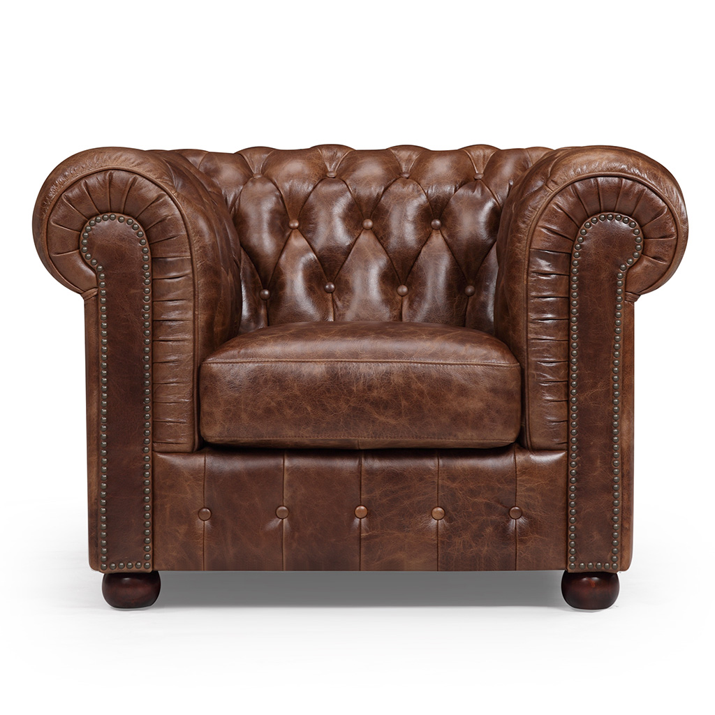 Original Chesterfield Chair | Rose & Moore | Archinect