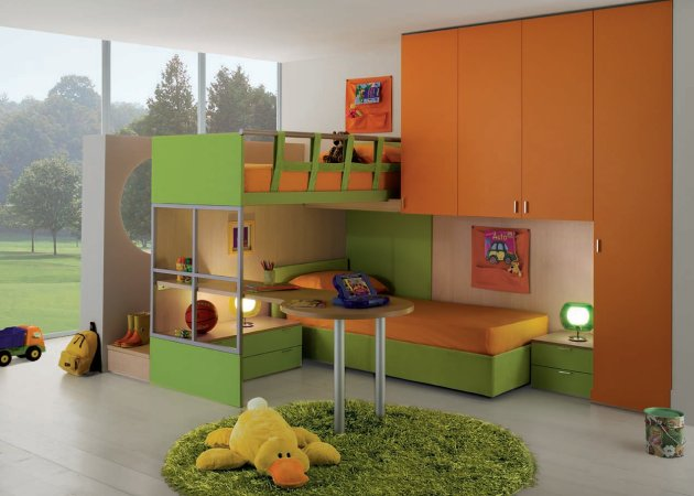 Contemporary Children's Bedrooms from GAB | CONTEMPORIST