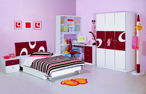 Maintaining kids bedroom suits - Decorating ideas