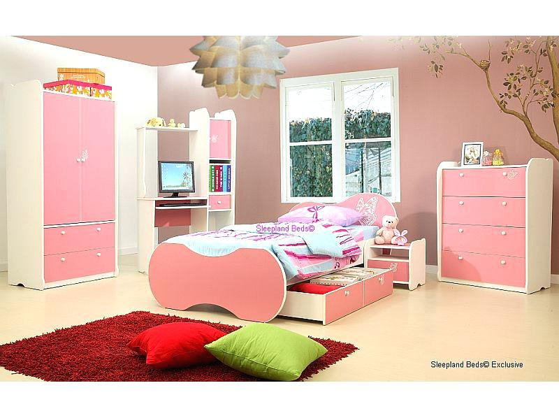 Unique Childrens Bedroom Furniture Bedroom Furniture Sets Pink Girls