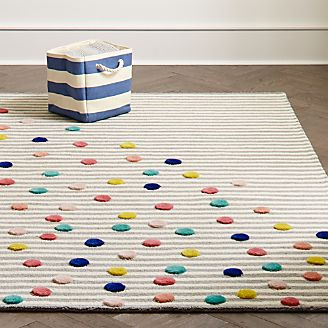 Playroom Rugs | Crate and Barrel