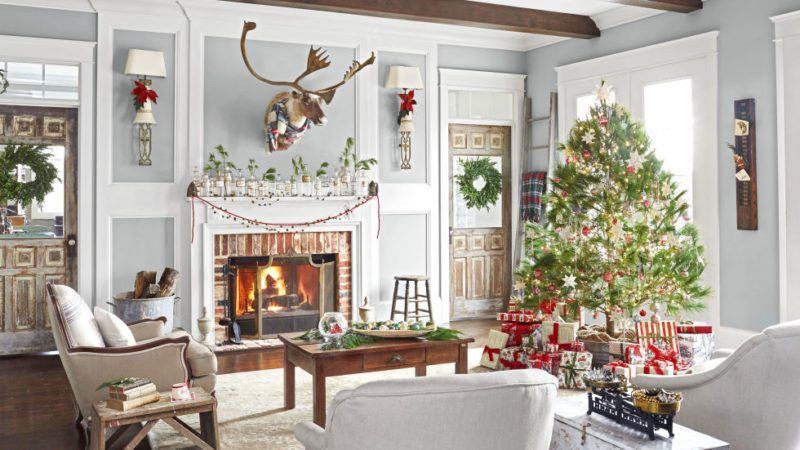 36 Christmas Home Decor Ideas for Your Beautiful Home