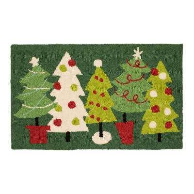 Door Mat - Christmas Rugs & Doormats - Christmas Decorations - The