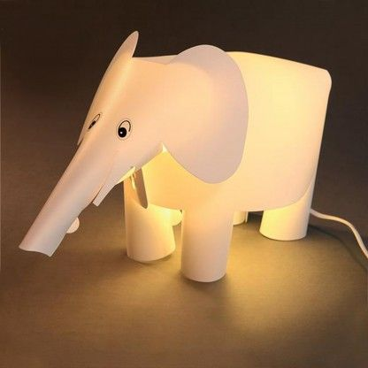 Pin by HouseFurniture on LAMPS | Elephant lamp, Elephant, Binky