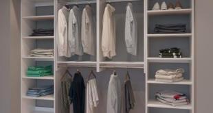 4 Custom Closet Designs for Small Closets - Modular Closets