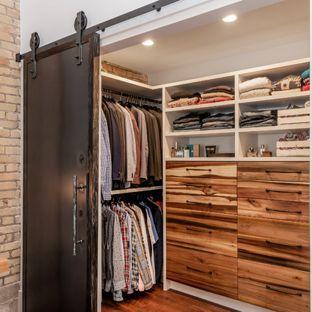 75 Most Popular Industrial Closet Design Ideas for 2019 - Stylish