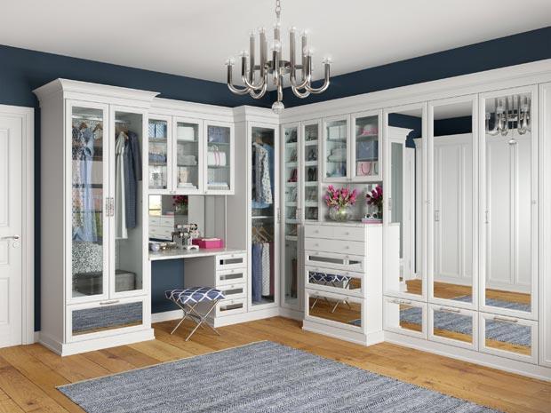 Walk In Closets - Designs & Ideas by California Closets