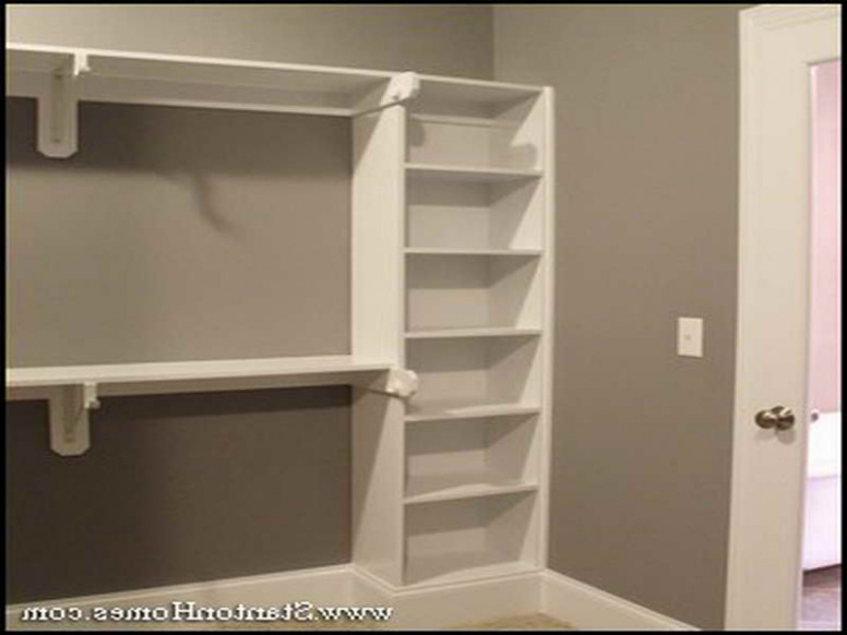 Cabinet & Shelving : Closet Shelving Ideas Closet .. - Home Planning