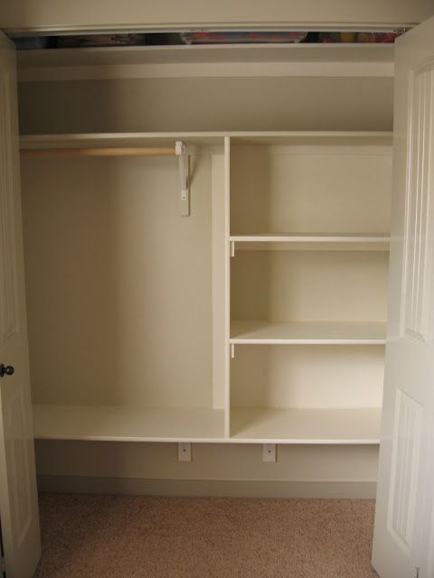 Best Closet Shelving Ideas for Your Home
