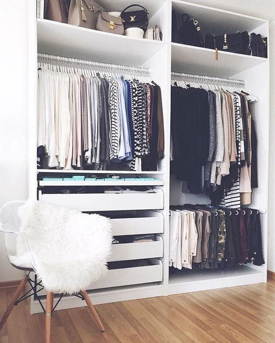 Get a Closet that Works For You: 5 Ways to Customize Yours | Closets