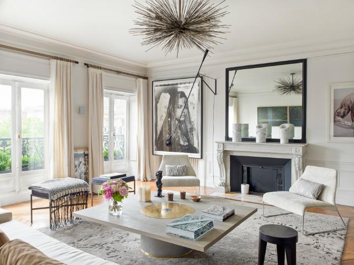 Gorgeous Modern French Interiors (40 Pics) - Decoholic