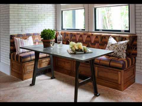 Corner Kitchen Table | Corner Kitchen Table Bench - YouTube