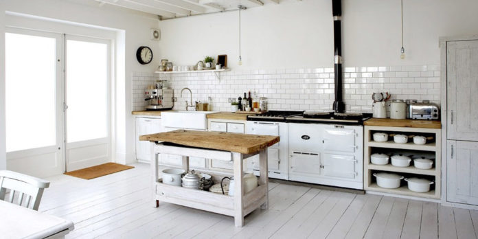 15 Inspiring Rustic Country Kitchen Ideas - Elle Decoration