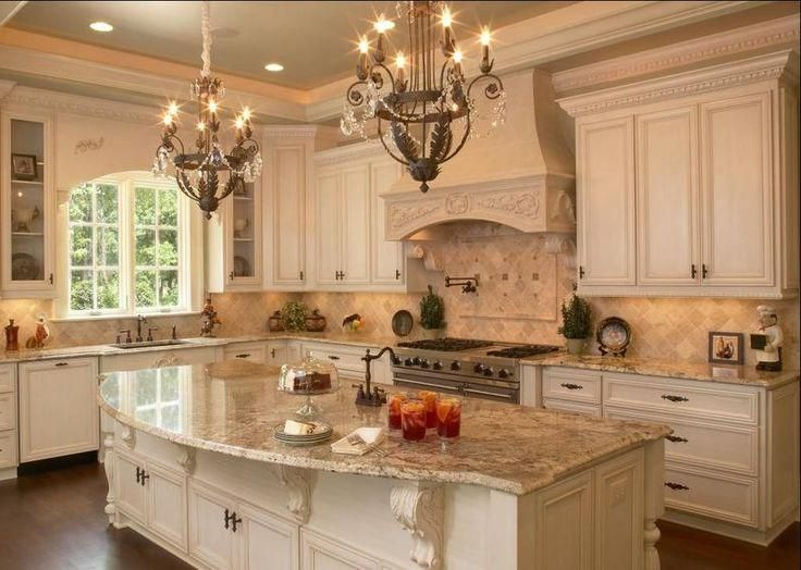 French Country Kitchen Ideas | Kitchens | Pinterest | French country