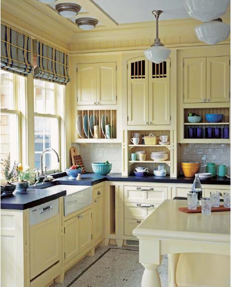 Design Ideas for a Country Farmhouse Kitchen | Quarto Knows Blog