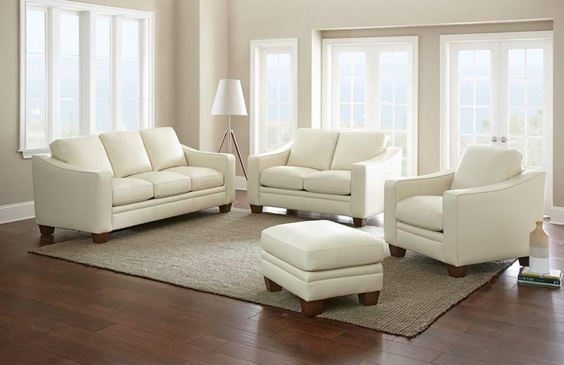Steve Silver | VT900 Pavarotti Leather Sofa Set | Dallas Designer