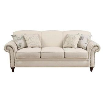 Traditional Cream Sofa | Nebraska Furniture Mart | Furniture