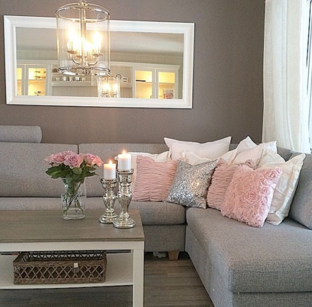20 Beautiful Living Room Decorations - Home Decor & DIY Ideas