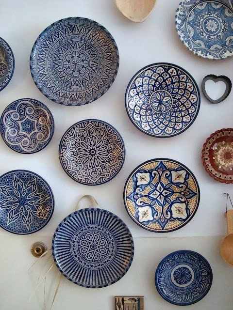 Decorative Ceramic Wall Plates - Ideas on Foter