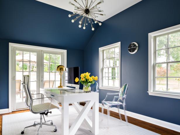 Home Office Ideas & Design | HGTV