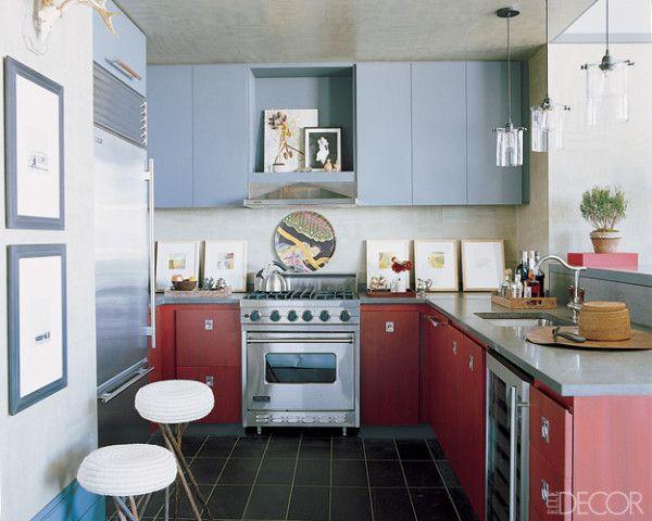 Best Designer Kitchens - Beautiful Kitchen Pictures - Elle Decor