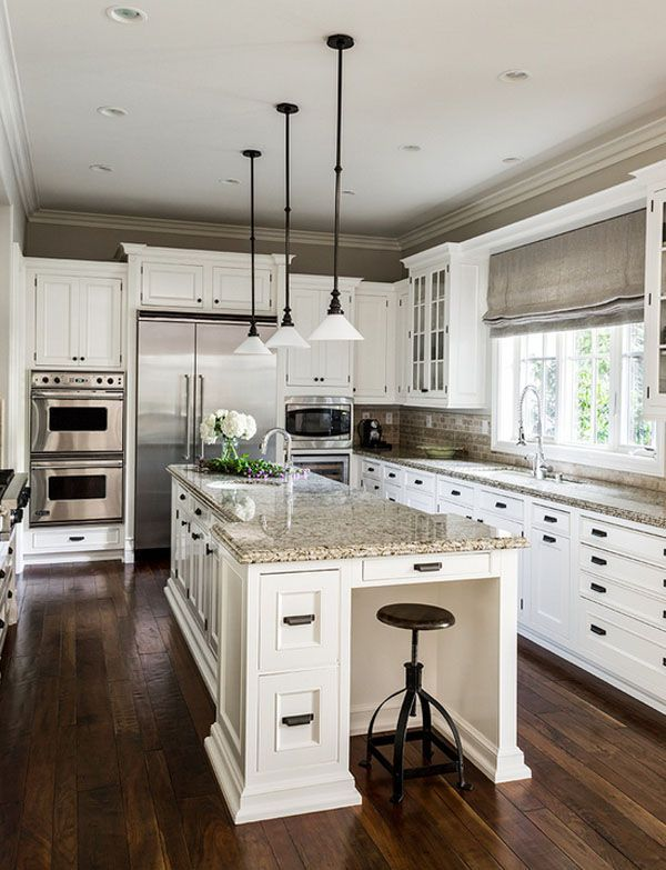 65 Extraordinary traditional style kitchen designs | Kitchens