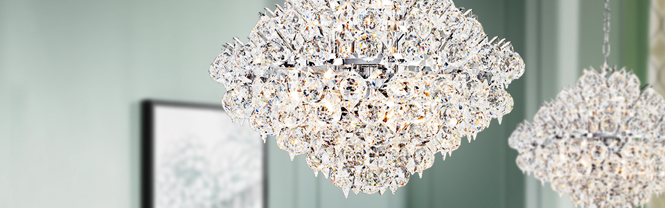 Designer Lighting - Luxury Chandeliers, Light Fixtures & More
