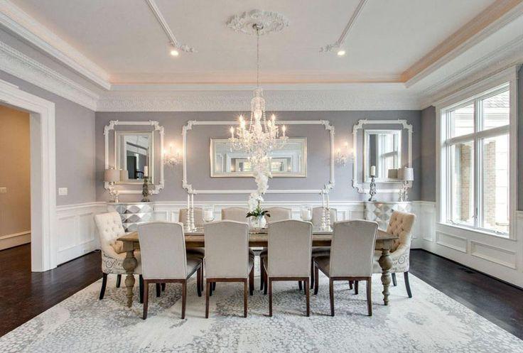 25 Formal Dining Room Ideas (Design Photos) | Dining Room Ideas