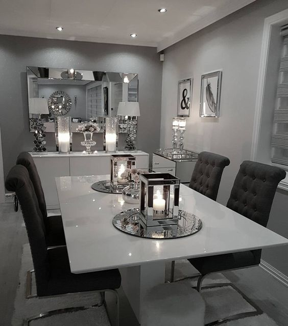Pin by Lex Monique on Home   Pinterest   Dining room design, Room