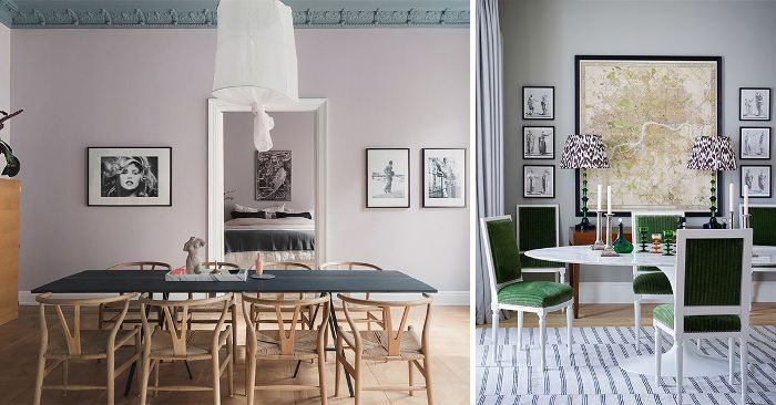 12 Dining Room Paint Colors to Transform Your Dining Room | MyDomaine