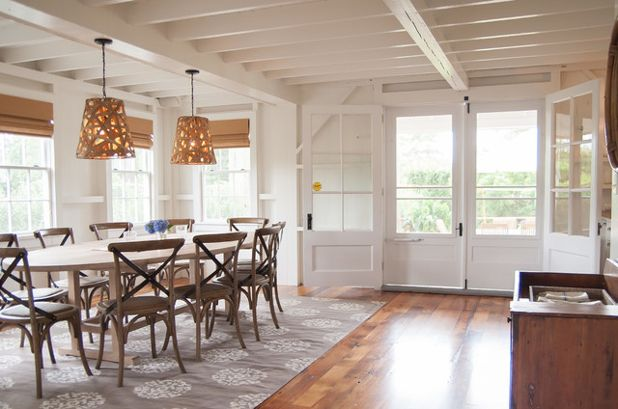 10 Tips for Getting a Dining Room Rug Just Right