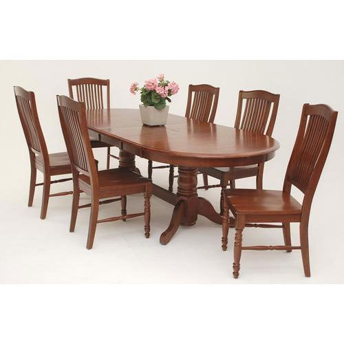 Wooden Dining Table Set at Rs 10000 /set | Dining Table Set | ID
