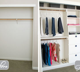 DIY Closet Kit for Under $50 | Hometalk