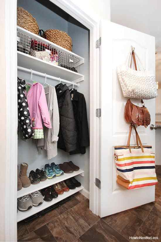 27 DIY Closet Organization Ideas That Won't Break The Bank