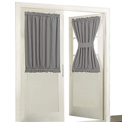 Door Window Curtains Add Breezy Ambiance   to Your Home