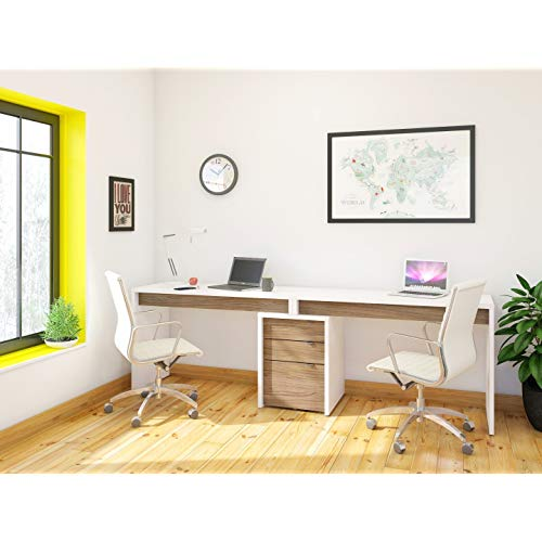 Double Desk for a Home Office