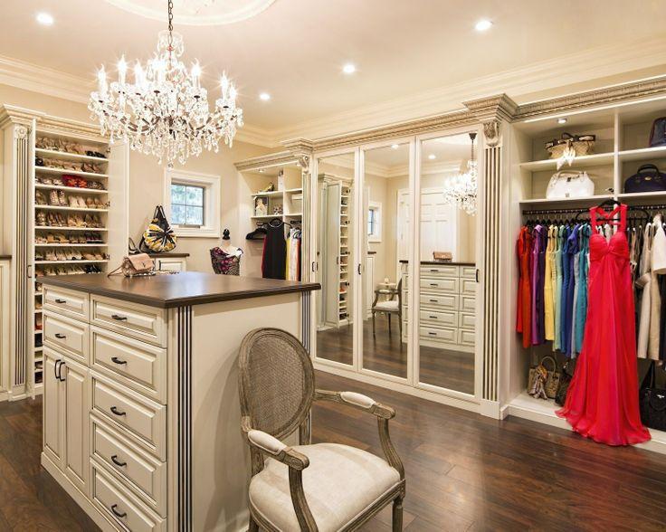 Johnnya's Dream Closet | Closet Factory