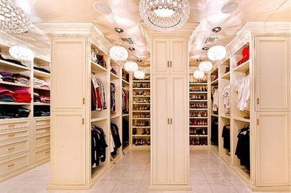 Celebrity Closets | Dream Closets | Rachel Zoe Closet