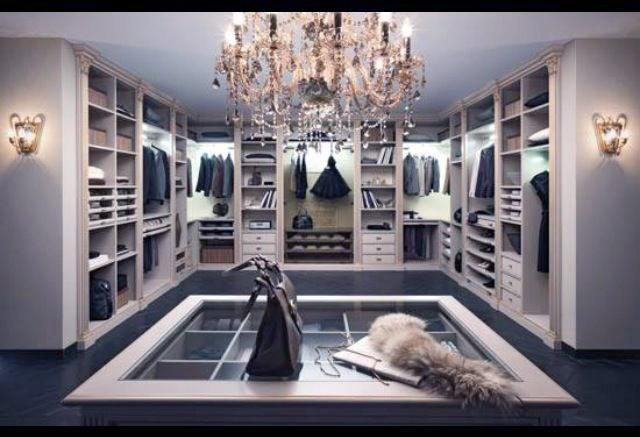 VT Home: 6 Ideas For A Dream Closet | Visual Therapy